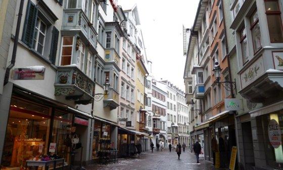 Sankt Galeno gatvelė
