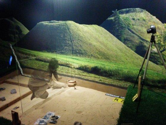 Dovilės Jablonskaitės nuotr./Kernavė lankytojams ruošia staigmeną - muziejų po atviru dangumi