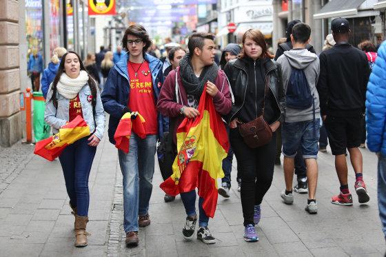 """Luko Balandžio/Žmonės.lt nuotr./Kopenhaga laukia """"Eurovizijos"""""""
