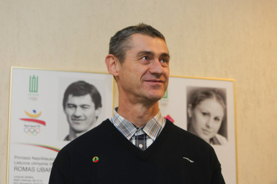 Juliaus Kalinsko/15min.lt nuotr./Romas Ubartas