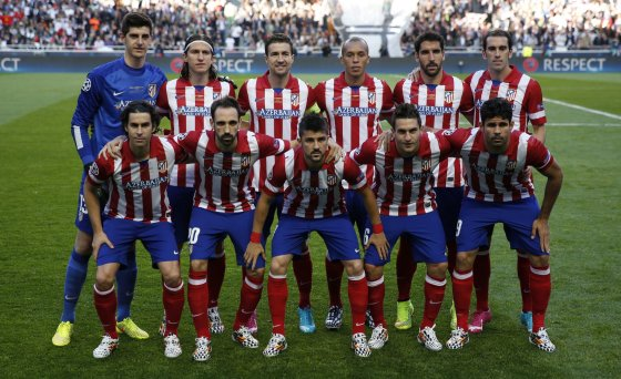 """Scanpix"" nuotr./Madrido ""Atletico"""