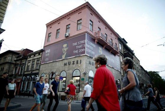 """""""Reuters""""/""""Scanpix"""" nuotr./Sarajevas"""