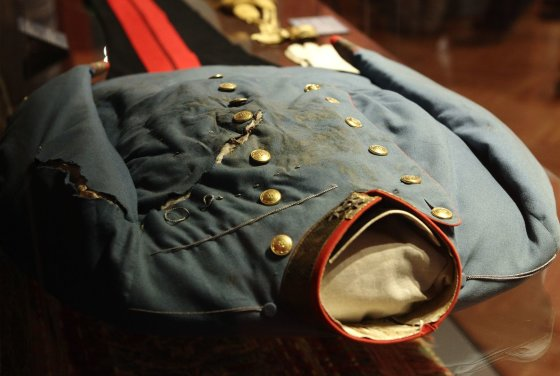 """Reuters""/""Scanpix"" nuotr./Erchercogo Pranciškaus Ferdinando uniforma"