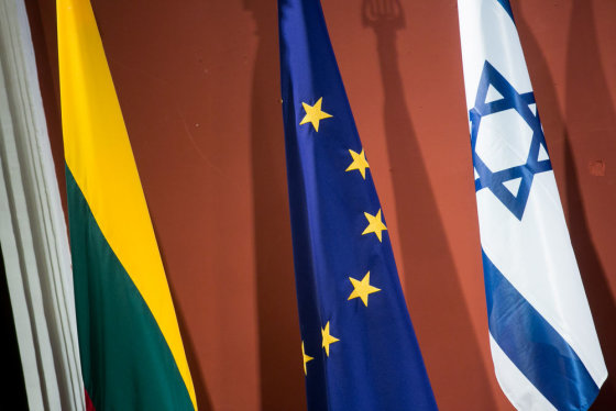 Andriaus Ufarto/BFL nuotr./Izraelio prezidentas Shimonas Peresas tapo Vilniaus garbės piliečiu