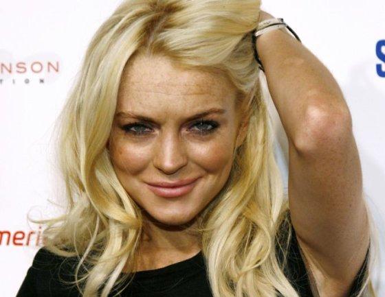 """Scanpix"" nuotr./Lindsay Lohan"