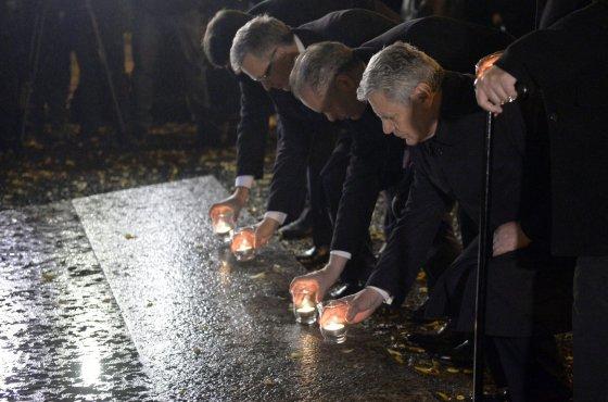 """""""Scanpix"""" nuotr./Čekijoje – Aksominės revoliucijos jubiliejus"""