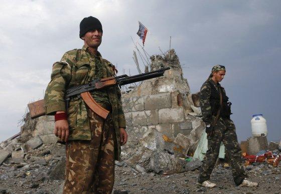 """""""Reuters""""/""""Scanpix"""" nuotr./Lietuvoje, priešingai nei Ukrainoje, nėra radikalių grupių, kurios ginklais galėtų kurti separatistinius regionus."""