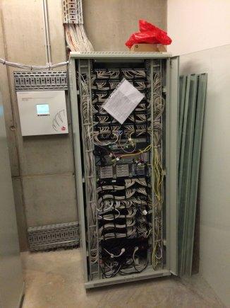 Serverių kambarys