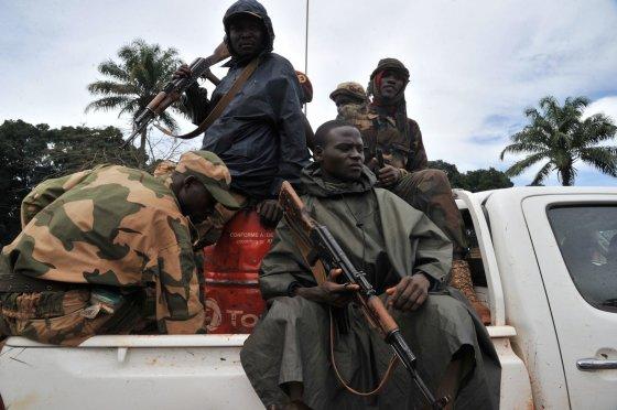 """""""Reuters""""/""""Scanpix"""" nuotr./Neramumai centinės Afrikos regijone"""