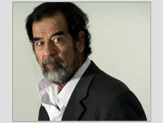"""AFP/""""Scanpix"""" nuotr./Sadamas Husseinas"""