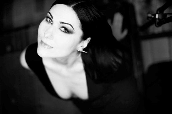 Asmeninio albumo nuotr./Andželika Cholina