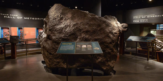 Ahnighito/Ahnighito meteoritas