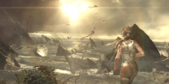 Youtube nuotr./Kompiuterinis žaidimas Tomb Raider