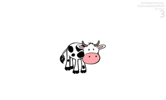 Nematoma karvė