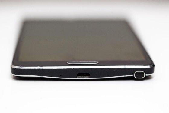 Irmanto Gelūno/15min.lt nuotr./Samsung Galaxy Note 4