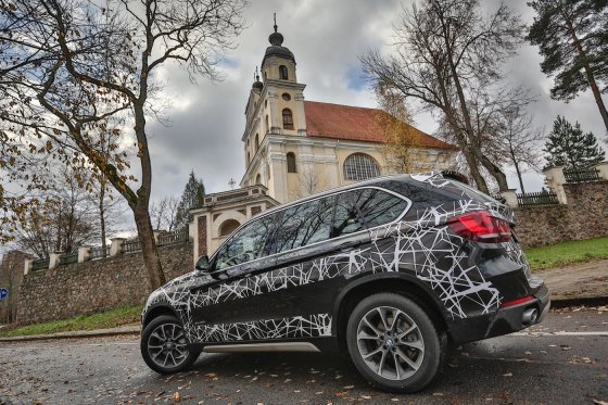 Juliaus Kalinsko/15min.lt nuotr./BMW X5