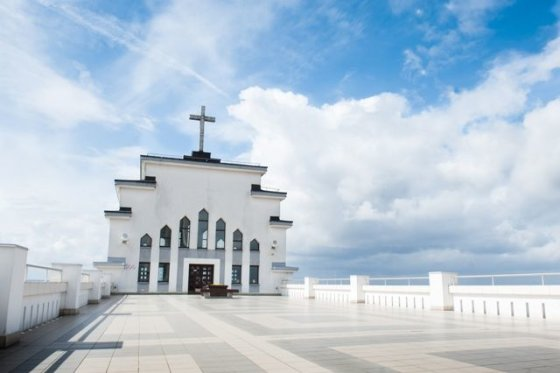 Jurga Anusauskienė/Kauno Kristaus prisikėlimo bažnyčia