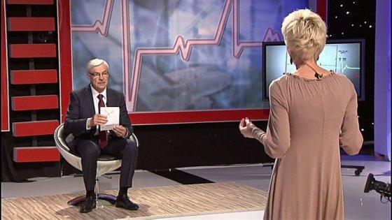 """LNK nuotr./Zigmantas Balčytis laidoje """"Diagnozė: valdžia"""""""