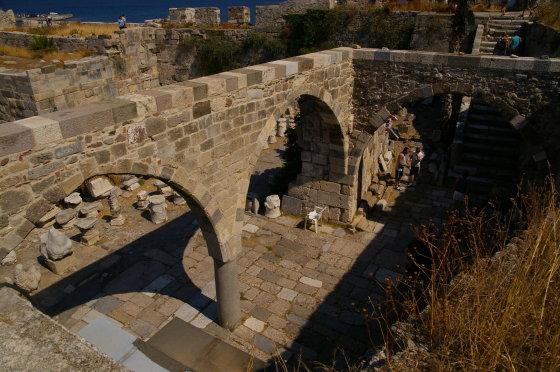 Vasaros top – Graikijos salos. Kosas. L. Šepetienės nuotr.
