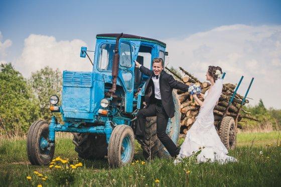 Pauliaus Gvildžio nuotr./Pauliaus Gvildžio vestuvinė nuotrauka