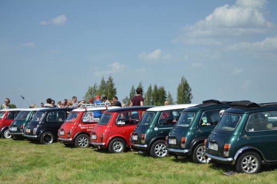 """Organizatorių nuotr./""""Baltic Mini Challenge"""" varžybos"""
