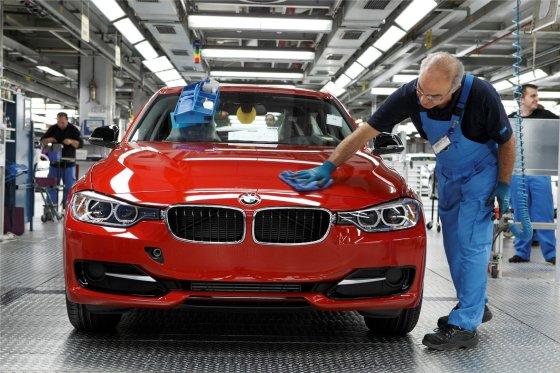 """""""BMW"""" nuotr./BMW naudos IBM technologijas"""