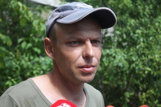 Tomo Markelevičiaus nuotr./Noriūnų gyventojas
