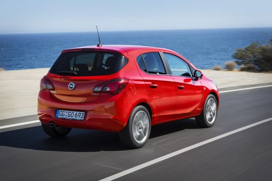 """""""Opel"""" nuotr./""""Opel Corsa"""""""