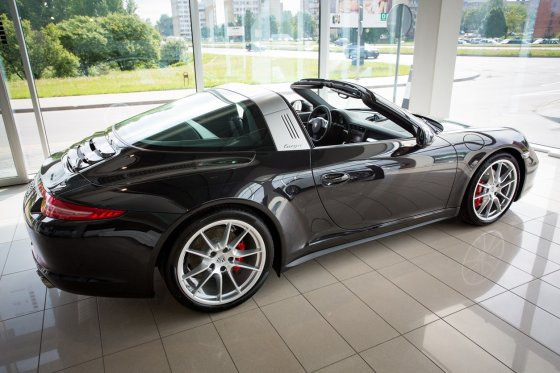 """Prime Auto"" nuotr./""Porsche 911 Targa 4S"""