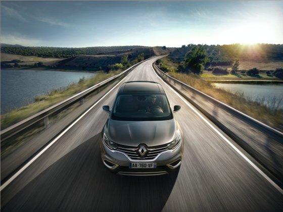 """Renault"" nuotr./""Renault Espace"""