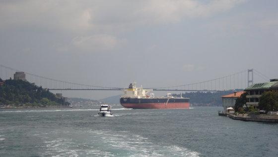 Tiltas tarp Europos ir Azijos