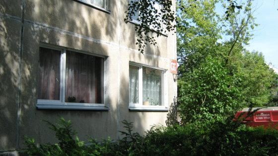 Kalvarijų g. namas be trispalvės