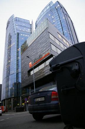 Konteineriai Vilniuje