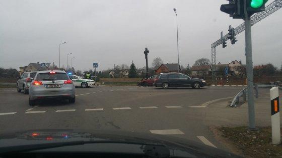 Avarija Molėtų pl.