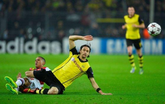 """""""Reuters""""/""""Scanpix"""" nuotr./""""Borussia"""" gynėjas Nevenas Subotičius"""