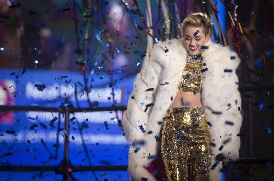 """""""Reuters""""/""""Scanpix"""" nuotr./Miley Cyrus"""