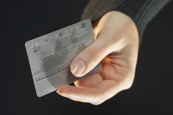 Photos.com nuotr./Kredito kortelė