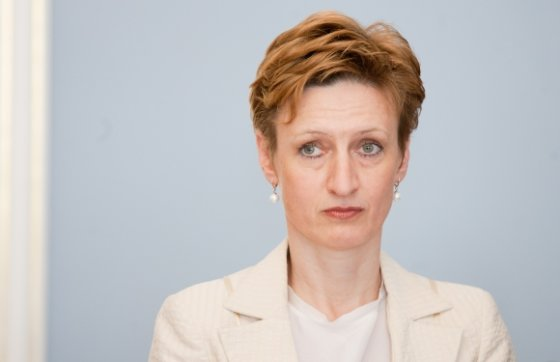 Šarūno Mažeikos/BFL nuotr./Valstybės kontrolierė Giedrė Švedienė