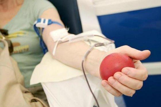 Kraujo donorystė