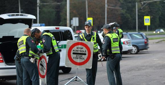 Kauno policija ieško būdų gelbėti motociklininkus nuo traumų ir žūčių
