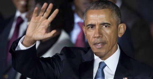 Baracko Obamos pasirinkimas – JAV kariuomenei vadovaus gėjus
