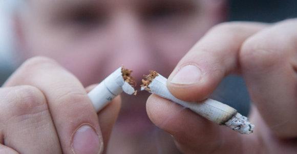 Skaitytojo istorija: kaip po 28 metų aš atsisakiau rūkymo