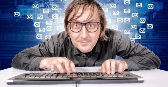 Netradicinis žvilgsnis į hakerių pasaulį: nieko panašaus į tai, ką įsivaizduojate