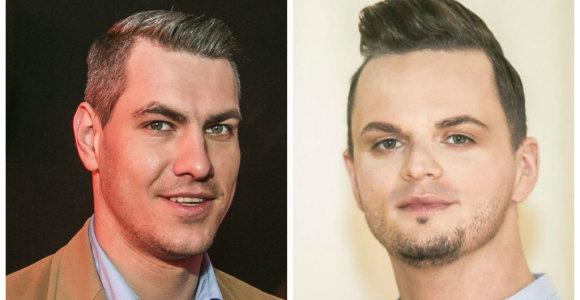 Justinas Jankevičius ir Ruslanas Kirilkinas ir toliau vienas kitam negaili aštrių replikų