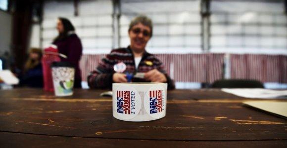 Ar nepriklausomas kandidatas gali tapti JAV prezidentu?