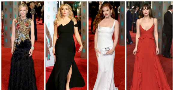 Londone pradėti dalinti prestižiniai BAFTA apdovanojimai