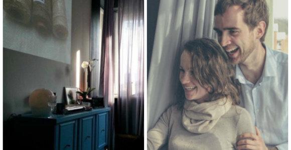 Valentino dovana: kaunietis per 5 dienas už 150 eurų visiškai pertvarkė mylimosios kambarį