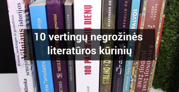 TOP 10 vertų dėmesio negrožinių knygų: nuo istorijų apie karą iki laimės filosofijos ar senovės Egipto