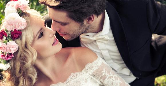 Tobulas vestuvinis įvaizdis: koks turi būti makiažas ir šukuosena?