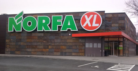 """Prienuose atidaroma nauja """"Norfa"""""""